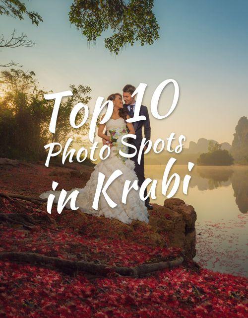 Top 10 Photo Spots in Krabi