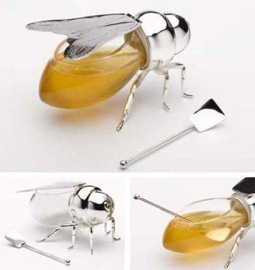 Kitchen Tea Accessories: 25+ Best Ideas About Honey Dispenser On Pinterest