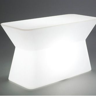 Lina Obregon Palenquera With Light Table Illuminated Table, Suitable For  Outdoor And Indoor Use.