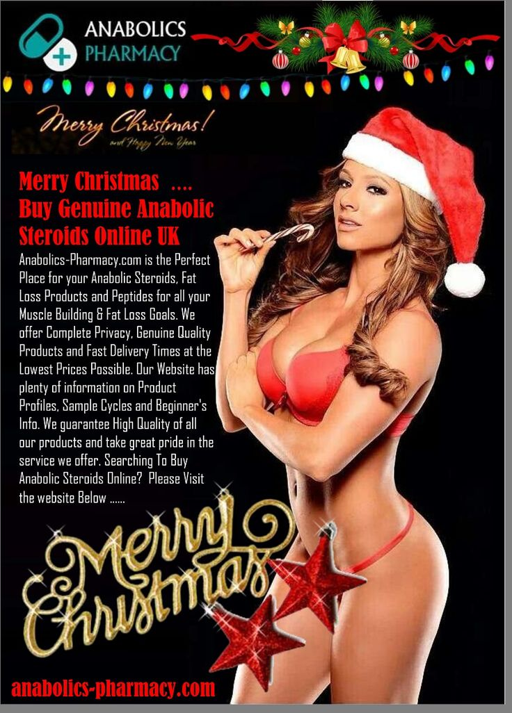 Merry Christmas …. Buy Genuine Anabolic Steroids Online UK