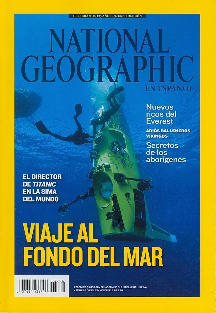 CIENCIA (National Geography : vol. 32, n° 6, junio / 2013)