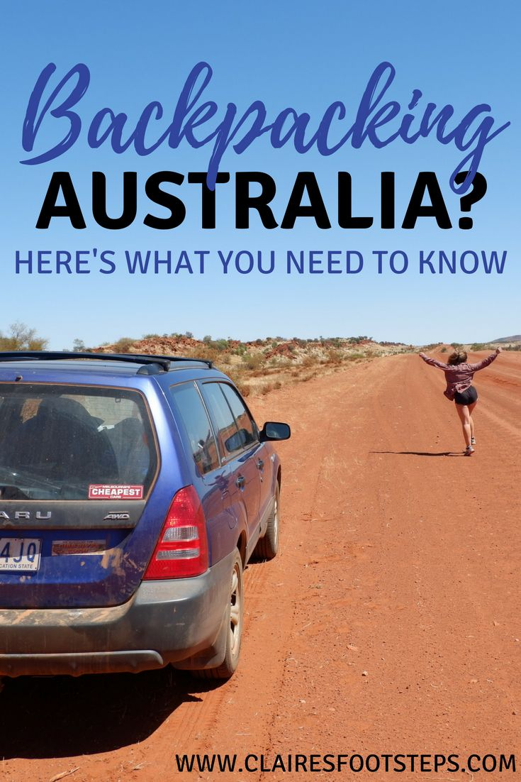 If you're off on a trip backpacking Australia sometime soon, you'll probably have some questions. Check out this guide for all the answers!