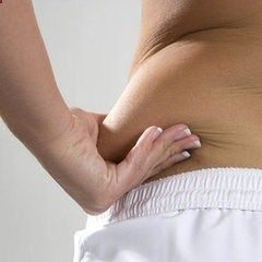 Easy exercises to get rid of a muffin top... I do the standing ones whenever I am waiting in a changing room or am on break at work, at home, anywhere no one can see me lol They actually work :)