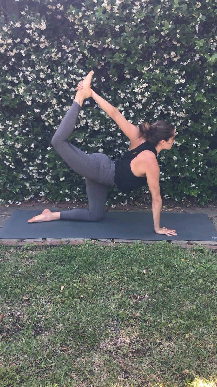 intermediate yoga sequence