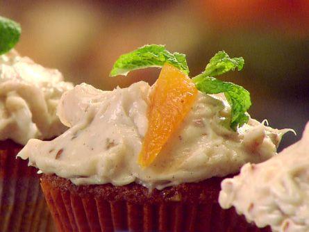 Paula Deen Carrot Cake Cupcakes With Baby Food