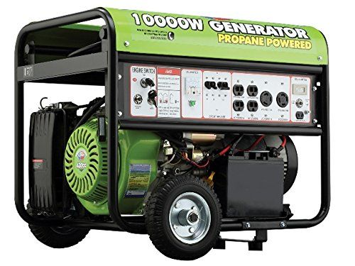 This All Power Portable Propane Generator provides reliable clean-burning power for electrical outages and remote projects at home or on...
