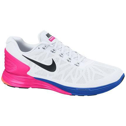 Wiggle | Nike Women's Lunarglide 6 Shoes - FA14 | Stability Running Shoes