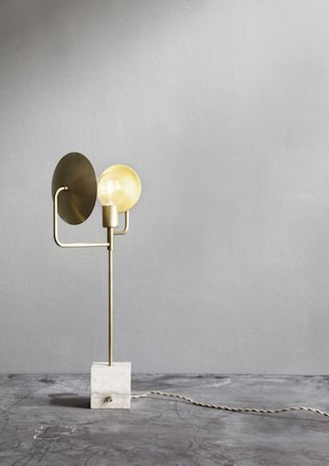 Studio Oliver Gustav - table lamp. I could live with that.