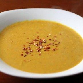 Spicy Thai Pumpkin Soup | Nutmeg Nanny
