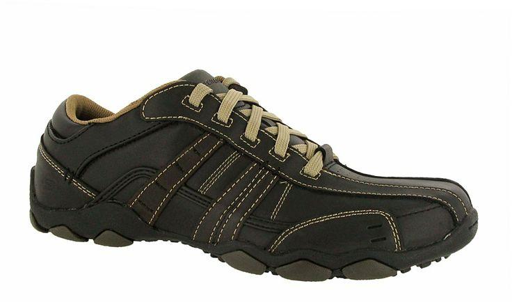 Skechers SK62607 Diameter - Vassell (Seth) Mens Lace Up Shoe - Robin Elt Shoes  http://www.robineltshoes.co.uk/store/search/brand/Skechers-Mens/ #shoes