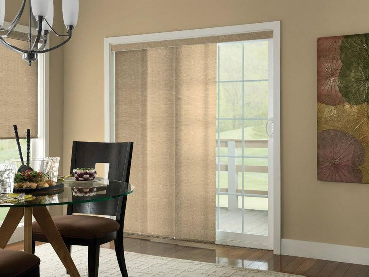 1000 Ideas About Sliding Panel Blinds On Pinterest