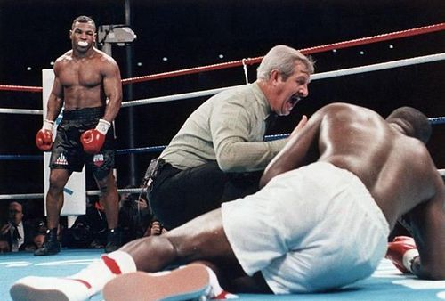 """""""Life is Gonna Hit You in Your Mouth!"""" What are You Going to Do About it? Mike Tyson VS Buster Douglas"""