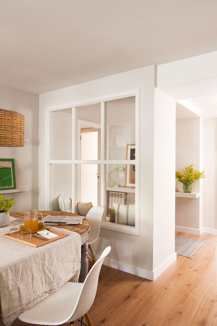 Las 25 mejores ideas sobre planos de planta de casa en for Cocinas y salones abiertos