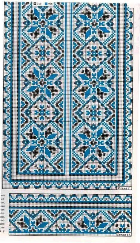 Beading _ Pattern - Motif / Earrings / Band ___ Square Sttich or Bead Loomwork ___
