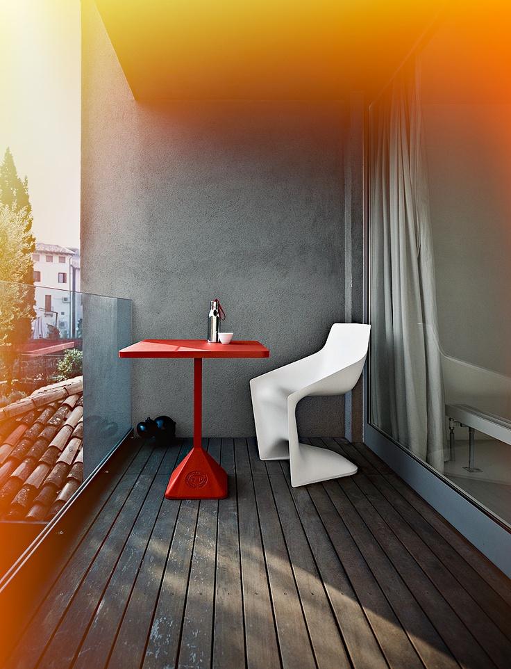 Tnp And Pulp By Christophe Pillet   Kristalia #outdoorfurniture  #interiordesign #gardendesign