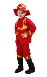 İtfaiyeci Kostümü, 5-6 Yaş Parti Kostümleri - Erkek Çocuk Parti Kostümleri Meslek Kostümü: Kostümlü partiler, kıyafet baloları, okul gösterileri için ideal kostüm.  Kullanılan Malzeme:Alpaka Kumaş  Ebat:104-110cm  Paket içeriği:Ceket, pantolon, kemer, şapka  Ürün kutulu ambalajı içinde yollanır.