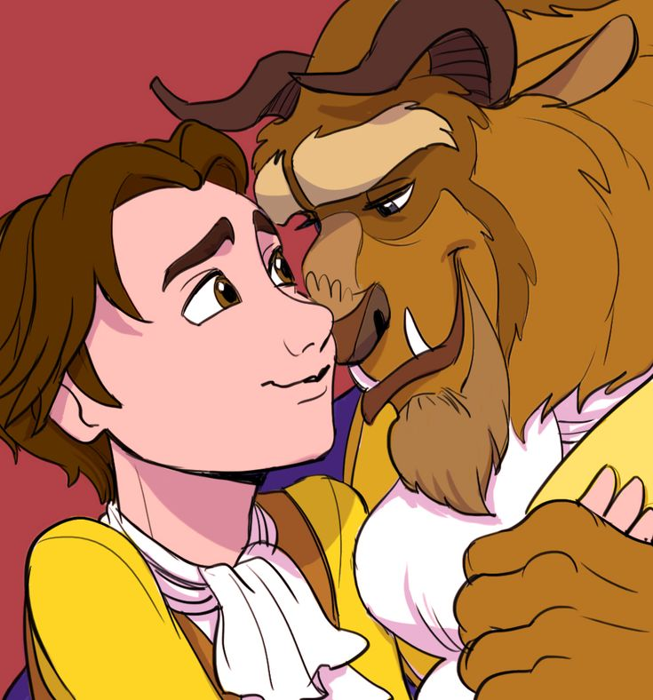 gay beauty and the beast song