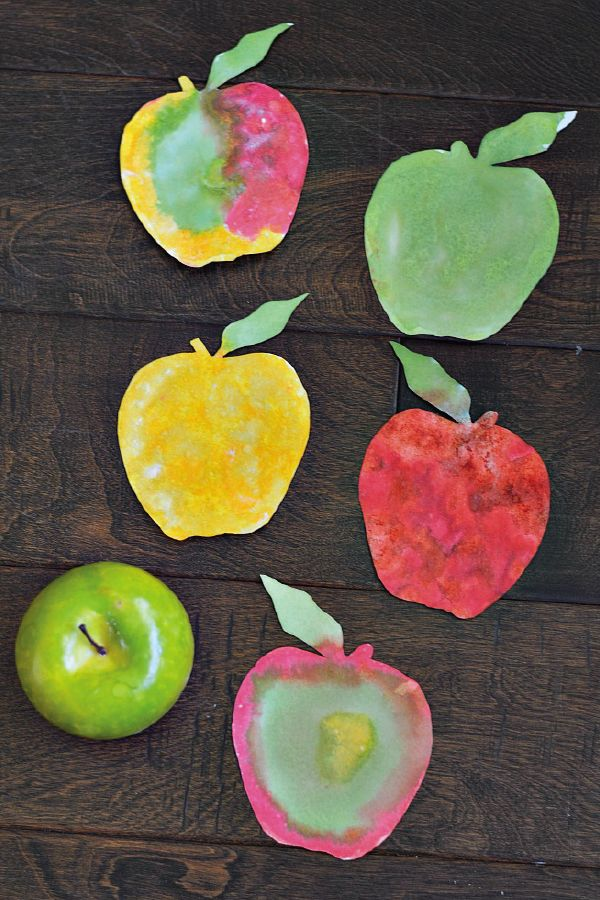 Mix Science And Art In This Fun Fall Themed Activity You Your Child