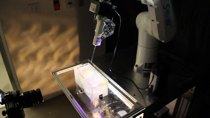 New 3D Printer Has The Ability To Erase Printing Errors #technology