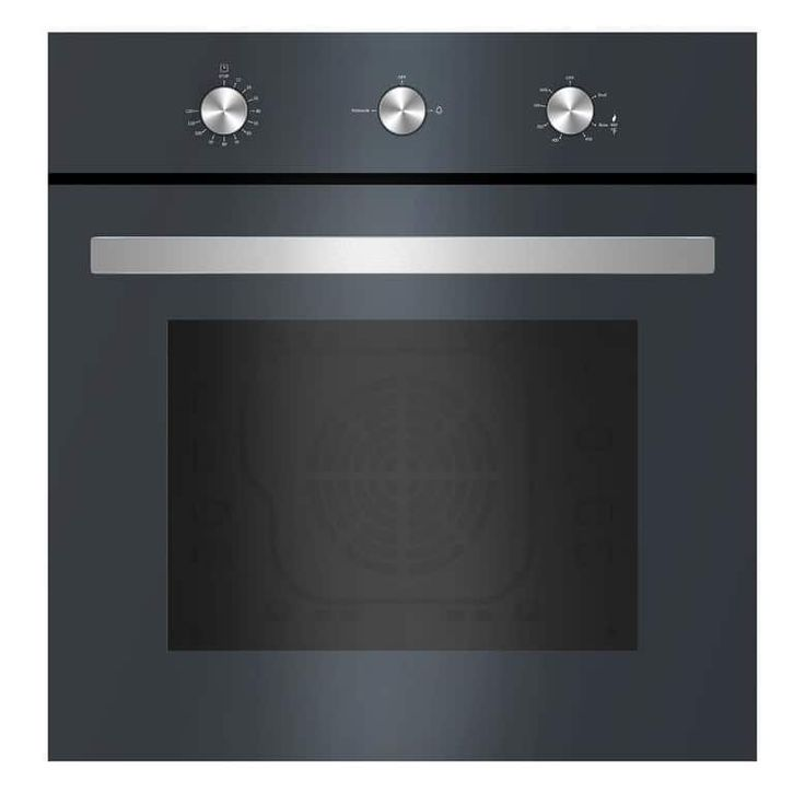 """Empava 24"""" Tempered Glass Gas Single Wall Oven 58D-03"""