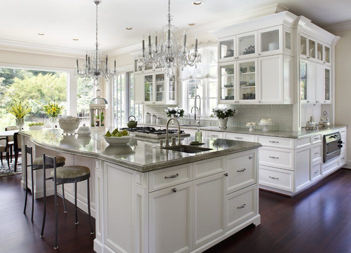 : Home Kitchen, Interior, Dream House, Kitchen Design, Kitchen Ideas, Dream Kitchens, White Kitchens