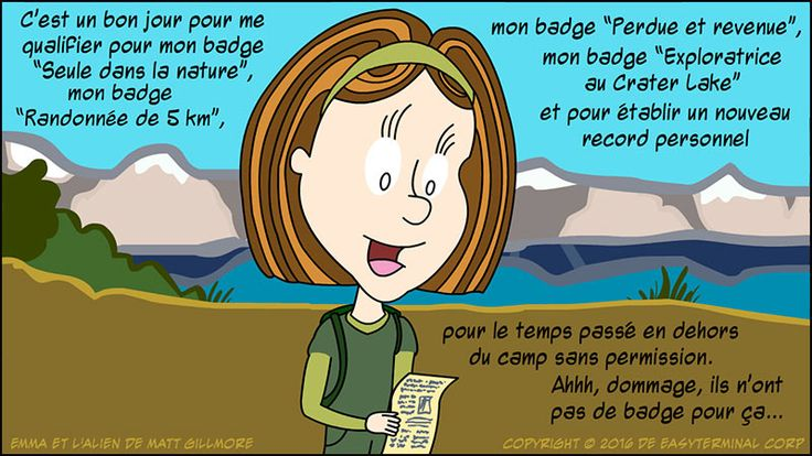"""The French translation of """"Emma and the Alien"""" continues with 004 - Amerrissage! Follow the link below to continue the adventure. http://comicandmoviecollectibles.com/bande-dessinee-emma-et-l-alien-004-amerrissage/ #comics #camcollectibles #comicstrip #webcomic #cartoon #cartoonstrip #French #France #EmmaetLAlien"""