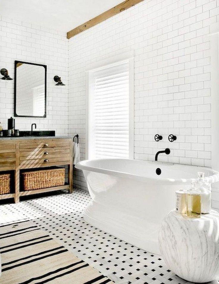 How To Choose The Right Bathroom Floor Tile Ideas For Various Designs Houseminds Scandinavian Bathroom Design Ideas Bathroom Interior Design Bathroom Floor Tiles