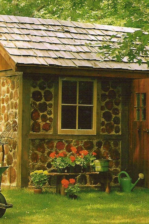 29 Creative Garden Shed transformation ideas for your backyard - Potting Shed Designs