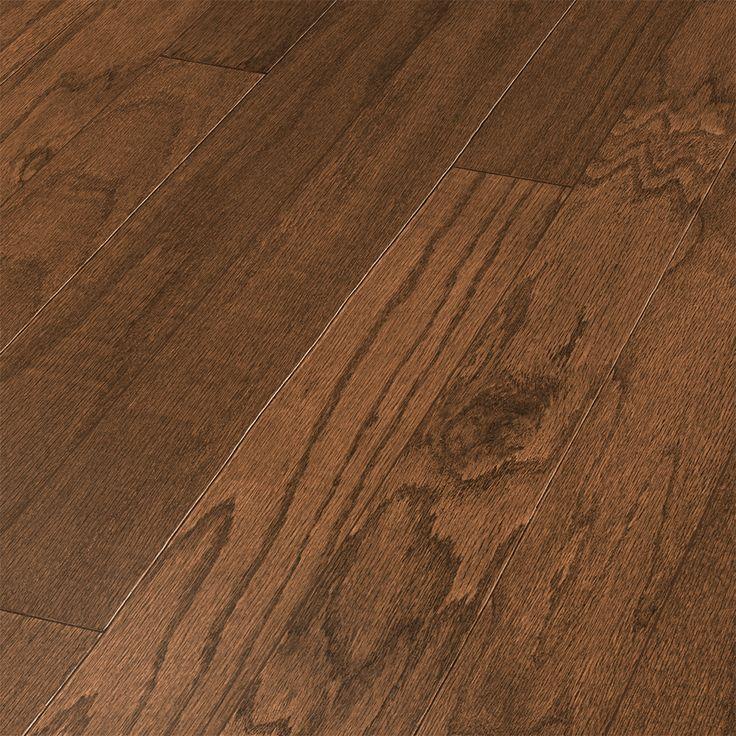"Kingsmill Red Oak Antler 3"" Wide Engineered Hardwood"