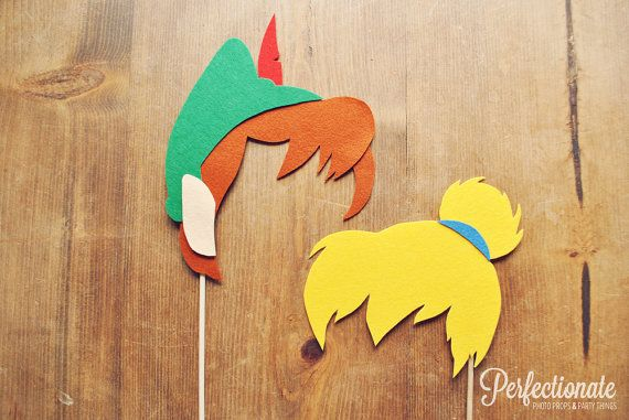 Disney Photo Booth Props — JaMonkey - Atlanta Mom Blogger | Parenting & Lifestyle                                                                                                                                                                                 Más