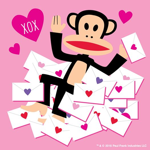 63 best #PFLove is in the Air! images on Pinterest | Paul frank ...