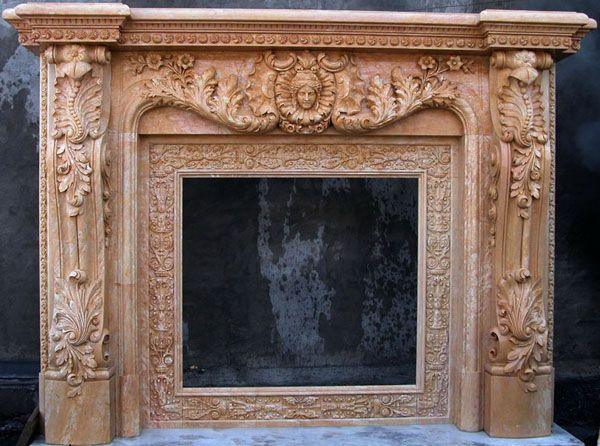 Marble Fireplace French Style Mantel Artisan Kraft Sale Marble Fireplaces Sale Pinterest