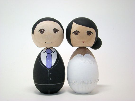 kokeshi doll wedding cake toppers 19 best cards table arrangement images on 16655