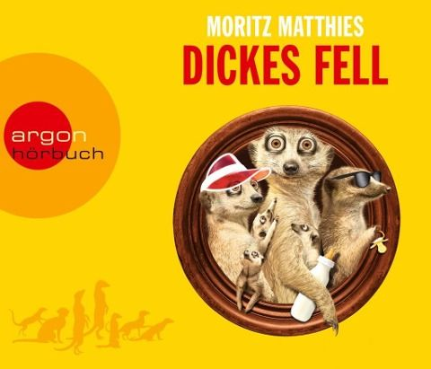 Dickes Fell - Moritz Matthies