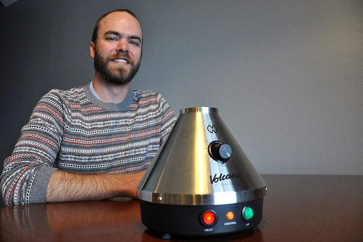 Find out about the business that rents Volcano vaporizers in Colorado.