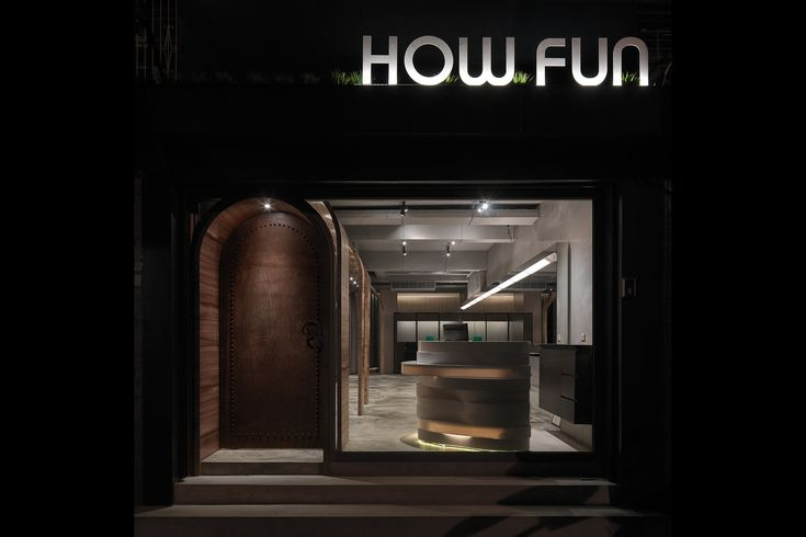 Gallery of How Fun Hair Salon / JC Architecture - 15
