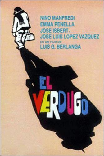 El verdugo (1963) España. Dir: Jose Luis García Berlanga. Comedia. Sátira. Películas de culto - DVD CINE 51