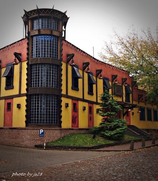 Blue cactus & Iguana Lounge (Warszawa)