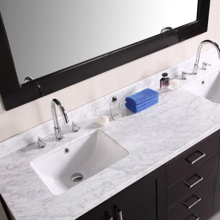 To install double sink vanity in your modern bathrooms can be an exceptionally straightforward approach to make another environment. On the off chance that you are going to rearrange the bathrooms in your home, at that point you are ready. This article may help you with a few decent cases that are worth to attempt. The first is given by a photo of a delightful contemporary restroom. A modern wooden vanity with organizers and drawers remain on wooden floor. The vanity is finished with two…