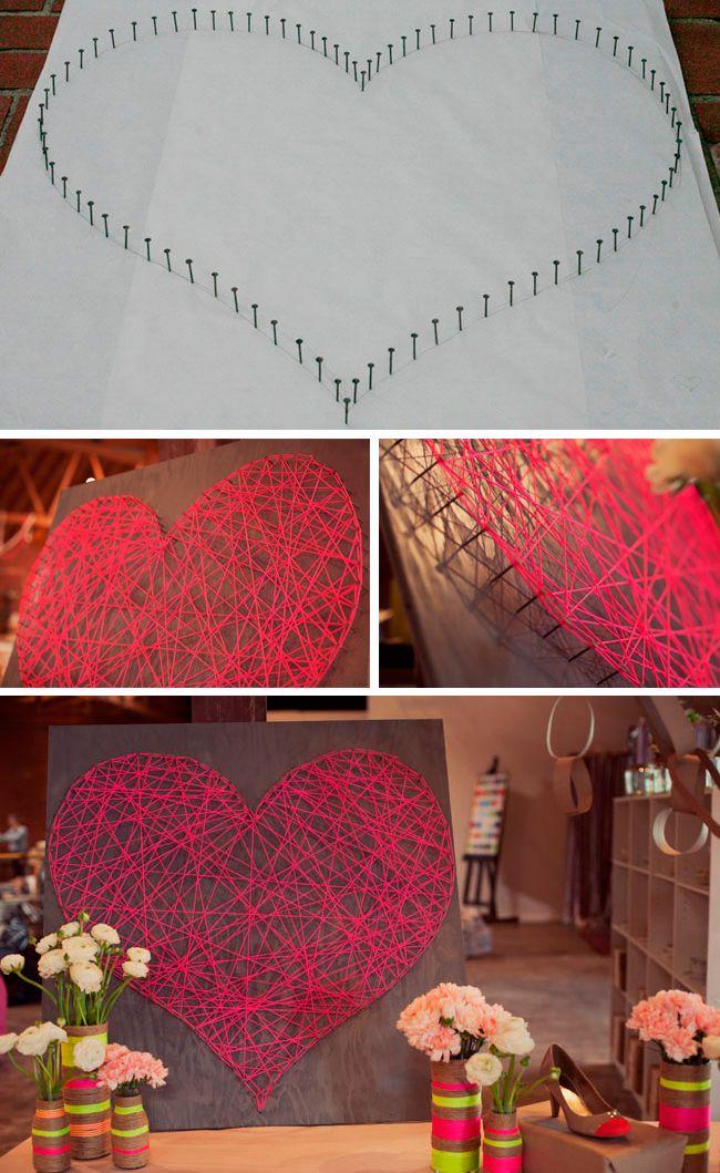 Inspiração: Corações | Meninices da vida