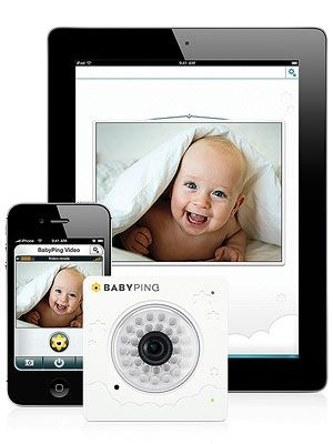 These six monitors allow you to keep an eye on Baby from practically anywhere you have a Wi-Fi connection.
