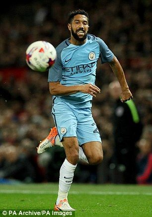 Gael Clichy has grown one of the better beards in the Premier League
