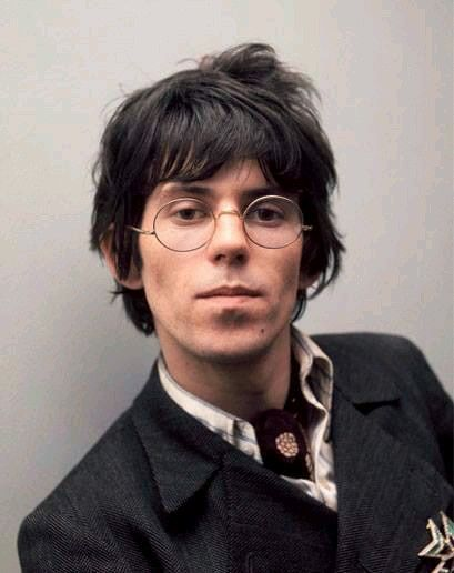 The Swinging Sixties — Keith Richards??  I can't believe that's him!