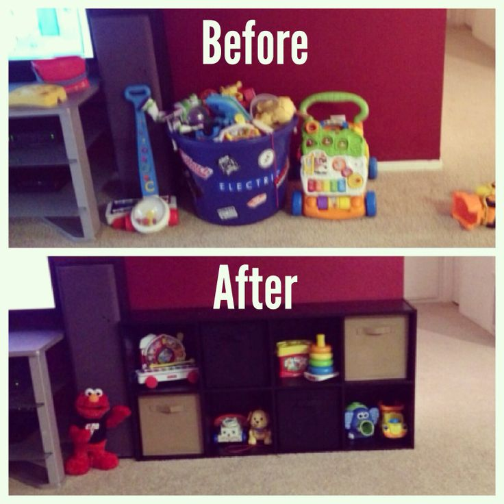 Living room toy storage need to do pinterest toy for Organize living room ideas