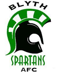 1899, Blyth Spartans A.F.C. (Blyth, Northumberland, England) #BlythSpartansAFC #UnitedKingdom (L16306)