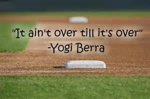 Image detail for -yogi berra, baseball, coach, quotes, sayings, deep, cute, short ...