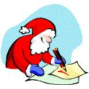 Santa Letter Fundraiser. Letter From Santa Fundraising:  Offer a personalized 'Letter from Santa' written on colorful holiday stationery and matching envelopes. Children just love receiving their own mail... especially from someone as magical as Santa! Compose one or more standard letters using a standard word processing program.