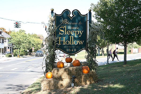 Retracing Ichabod Crane's Journey Through Sleepy Hollow