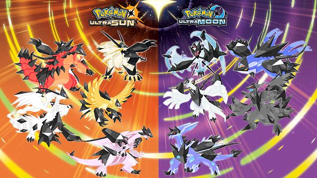 pokemon ultra sun and ultra moon wallpaper