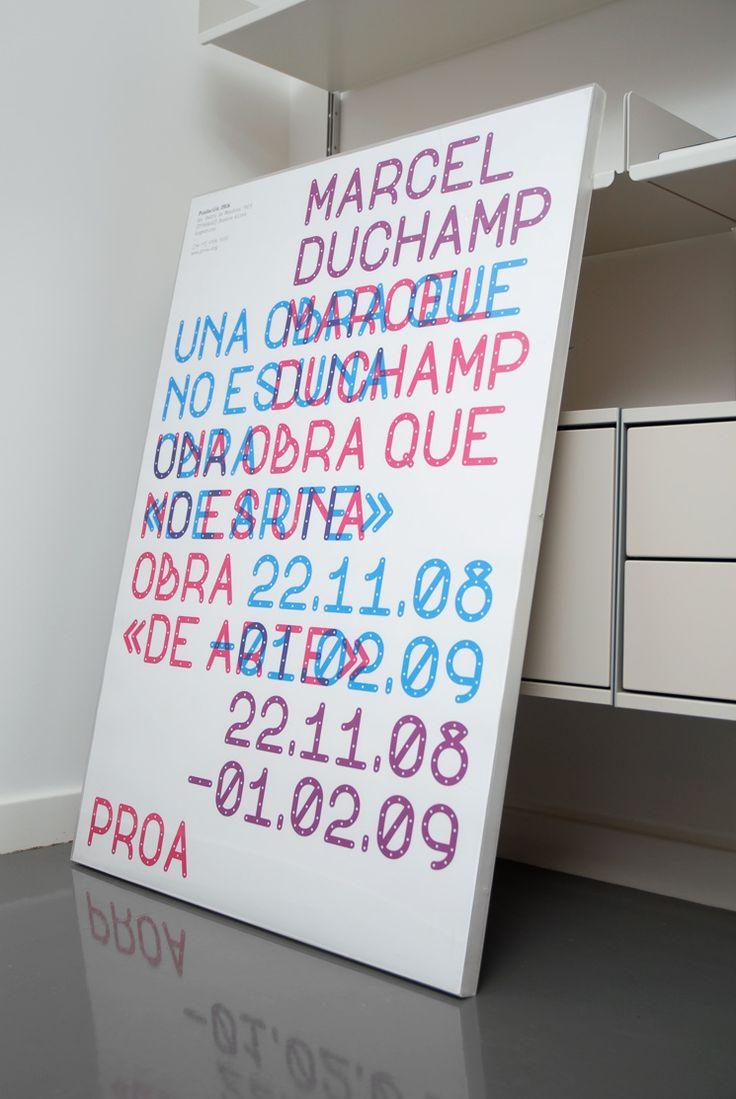 // Spin (Tony Brook) — Marcel Duchamp Proa Poster...